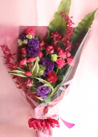 花ギフト フラワーギフト 誕生日 花 カノシェ話題 スタンド花 ウエディングブーケ 花束 花屋 IMG_0742