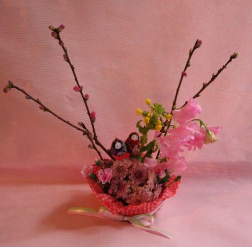 花ギフト|フラワーギフト|誕生日 花|カノシェ話題|スタンド花|ウエディングブーケ|花束|花屋|IMG_1174