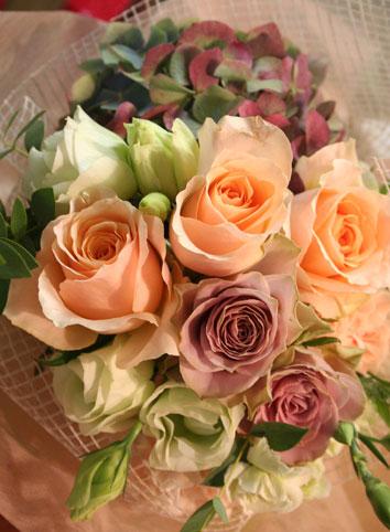 花ギフト|フラワーギフト|誕生日 花|カノシェ話題|スタンド花|ウエディングブーケ|花束|花屋|amuensia