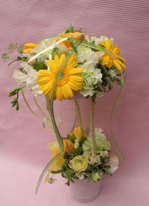 花ギフト|フラワーギフト|誕生日 花|カノシェ話題|スタンド花|ウエディングブーケ|花束|花屋|IMG_0938