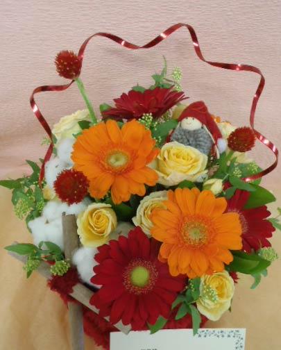 花ギフト|フラワーギフト|誕生日 花|カノシェ話題|スタンド花|ウエディングブーケ|花束|花屋|みさき2