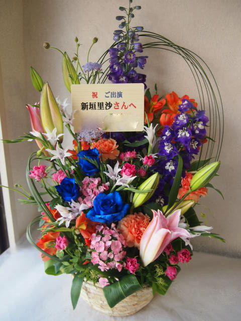 花ギフト|フラワーギフト|誕生日 花|カノシェ話題|スタンド花|ウエディングブーケ|花束|花屋|54950