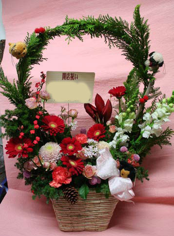 花ギフト|フラワーギフト|誕生日 花|カノシェ話題|スタンド花|ウエディングブーケ|花束|花屋|dog