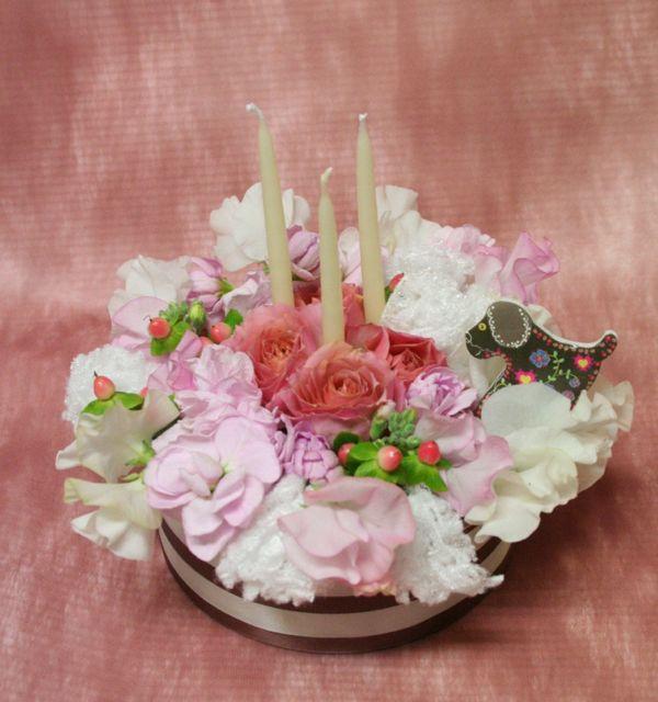花ギフト|フラワーギフト|誕生日 花|カノシェ話題|スタンド花|ウエディングブーケ|花束|花屋|IMG_0707