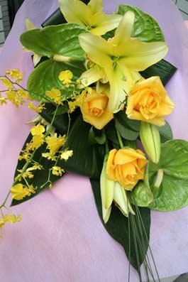 花ギフト|フラワーギフト|誕生日 花|カノシェ話題|スタンド花|ウエディングブーケ|花束|花屋|hanayaka_b3