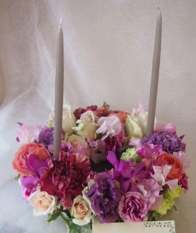 花ギフト|フラワーギフト|誕生日 花|カノシェ話題|スタンド花|ウエディングブーケ|花束|花屋|46597