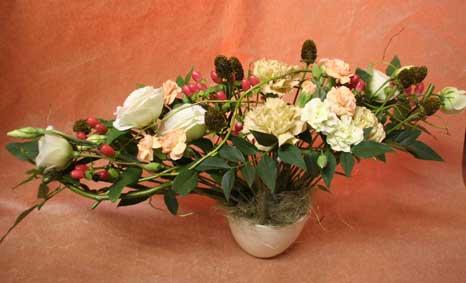 花ギフト|フラワーギフト|誕生日 花|カノシェ話題|スタンド花|ウエディングブーケ|花束|花屋|えみこさん 雲竜