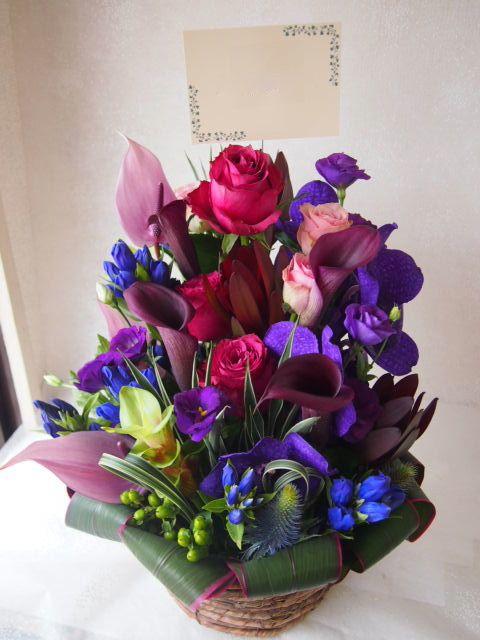 花ギフト|フラワーギフト|誕生日 花|カノシェ話題|スタンド花|ウエディングブーケ|花束|花屋|49993