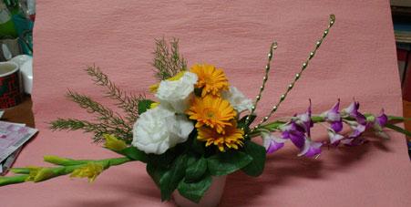 花ギフト|フラワーギフト|誕生日 花|カノシェ話題|スタンド花|ウエディングブーケ|花束|花屋|418asin4