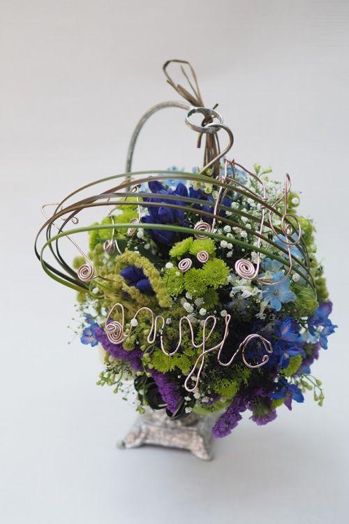 花ギフト|フラワーギフト|誕生日 花|カノシェ話題|スタンド花|ウエディングブーケ|花束|花屋|P8044082