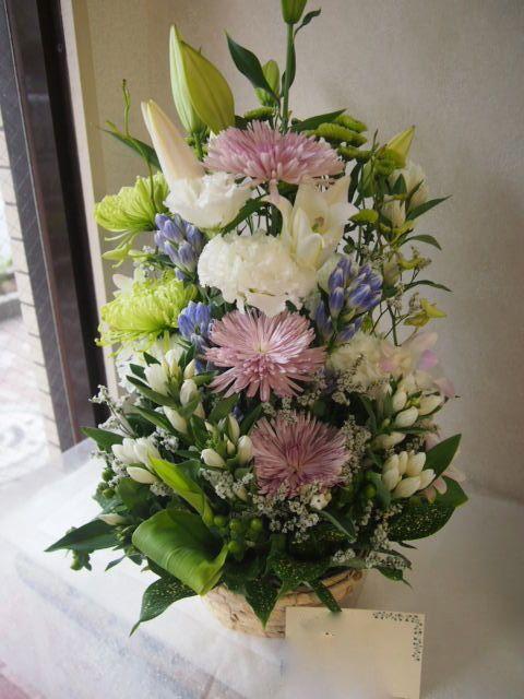 花ギフト|フラワーギフト|誕生日 花|カノシェ話題|スタンド花|ウエディングブーケ|花束|花屋|49907