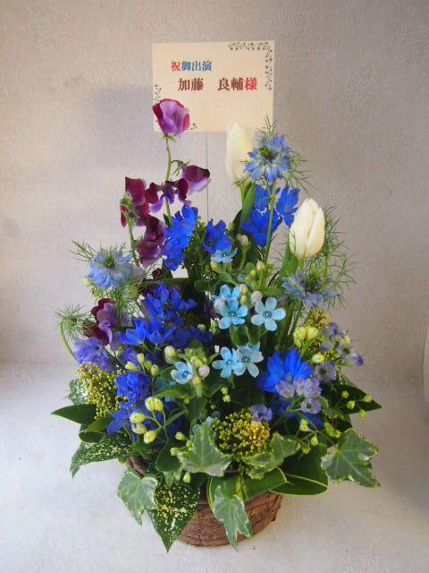 花ギフト|フラワーギフト|誕生日 花|カノシェ話題|スタンド花|ウエディングブーケ|花束|花屋|52741