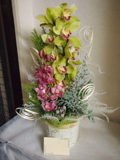 花ギフト|フラワーギフト|誕生日 花|カノシェ話題|スタンド花|ウエディングブーケ|花束|花屋|52818(1)