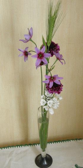 花ギフト フラワーギフト 誕生日 花 カノシェ話題 スタンド花 ウエディングブーケ 花束 花屋 ryu-ko