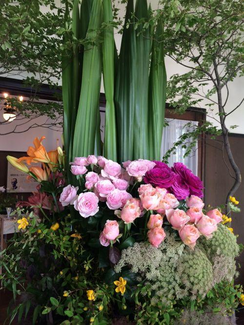 花ギフト|フラワーギフト|誕生日 花|カノシェ話題|スタンド花|ウエディングブーケ|花束|花屋|IMG_5623