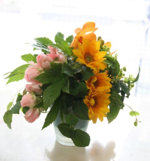 花ギフト|フラワーギフト|誕生日 花|カノシェ話題|スタンド花|ウエディングブーケ|花束|花屋|IMG_2981