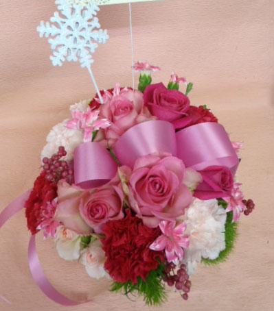 花ギフト フラワーギフト 誕生日 花 カノシェ話題 スタンド花 ウエディングブーケ 花束 花屋 jun-candy