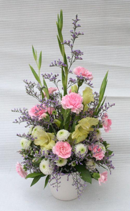 花ギフト|フラワーギフト|誕生日 花|カノシェ話題|スタンド花|ウエディングブーケ|花束|花屋|IMG_0455