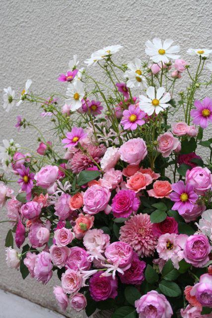 花ギフト|フラワーギフト|誕生日 花|カノシェ話題|スタンド花|ウエディングブーケ|花束|花屋|IMG_9772