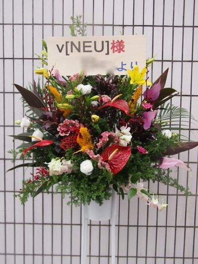 花ギフト|フラワーギフト|誕生日 花|カノシェ話題|スタンド花|ウエディングブーケ|花束|花屋|36632