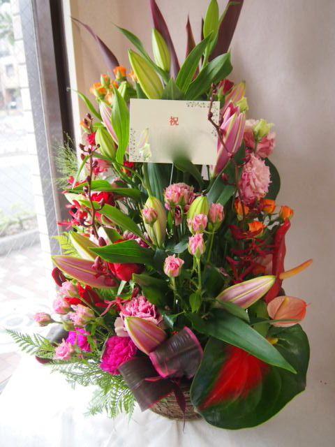 花ギフト|フラワーギフト|誕生日 花|カノシェ話題|スタンド花|ウエディングブーケ|花束|花屋|41358
