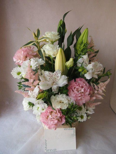 花ギフト|フラワーギフト|誕生日 花|カノシェ話題|スタンド花|ウエディングブーケ|花束|花屋|40807