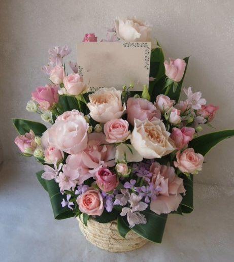 花ギフト|フラワーギフト|誕生日 花|カノシェ話題|スタンド花|ウエディングブーケ|花束|花屋|50244