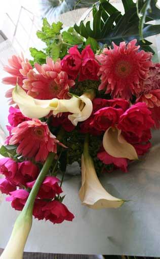 花ギフト|フラワーギフト|誕生日 花|カノシェ話題|スタンド花|ウエディングブーケ|花束|花屋|ガーベラカラー