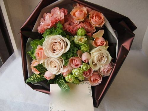 花ギフト|フラワーギフト|誕生日 花|カノシェ話題|スタンド花|ウエディングブーケ|花束|花屋|55130