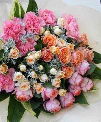 花ギフト|フラワーギフト|誕生日 花|カノシェ話題|スタンド花|ウエディングブーケ|花束|花屋|baratoshi