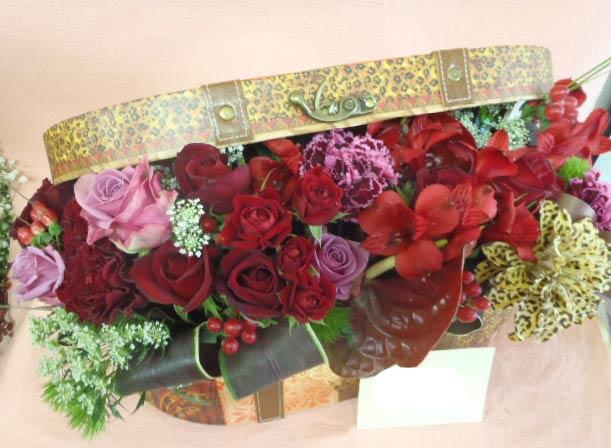 花ギフト フラワーギフト 誕生日 花 カノシェ話題 スタンド花 ウエディングブーケ 花束 花屋 JUN-BEAUTY
