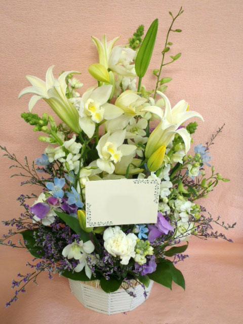 花ギフト|フラワーギフト|誕生日 花|カノシェ話題|スタンド花|ウエディングブーケ|花束|花屋|さわこ お悔やみ