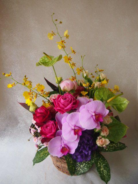 花ギフト|フラワーギフト|誕生日 花|カノシェ話題|スタンド花|ウエディングブーケ|花束|花屋|56209