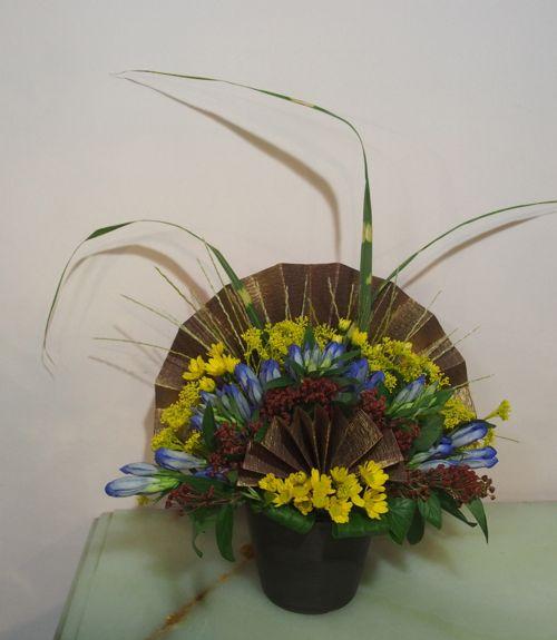 花ギフト|フラワーギフト|誕生日 花|カノシェ話題|スタンド花|ウエディングブーケ|花束|花屋|P9140994