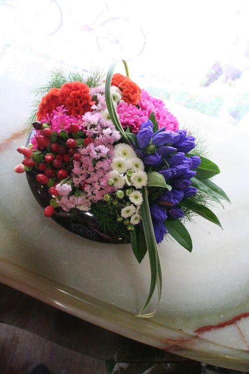 花ギフト|フラワーギフト|誕生日 花|カノシェ話題|スタンド花|ウエディングブーケ|花束|花屋|IMG_3066