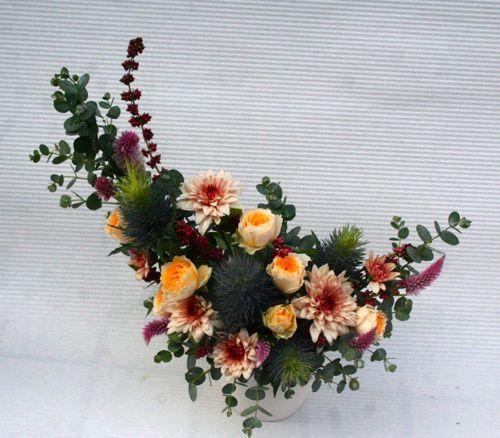 花ギフト|フラワーギフト|誕生日 花|カノシェ話題|スタンド花|ウエディングブーケ|花束|花屋|IMG_1904