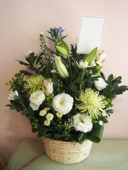 花ギフト|フラワーギフト|誕生日 花|カノシェ話題|スタンド花|ウエディングブーケ|花束|花屋|57688