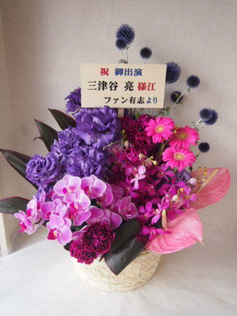 花ギフト|フラワーギフト|誕生日 花|カノシェ話題|スタンド花|ウエディングブーケ|花束|花屋|49477
