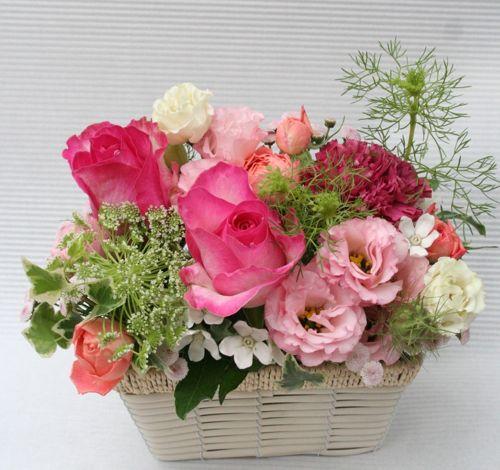 花ギフト|フラワーギフト|誕生日 花|カノシェ話題|スタンド花|ウエディングブーケ|花束|花屋|IMG_0261