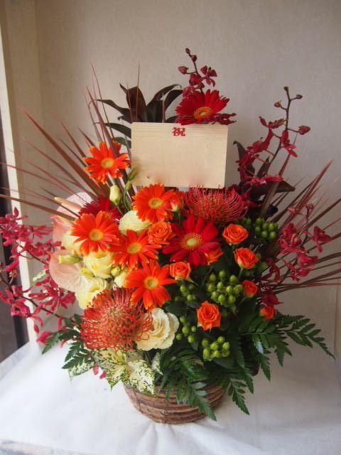 花ギフト|フラワーギフト|誕生日 花|カノシェ話題|スタンド花|ウエディングブーケ|花束|花屋|50722