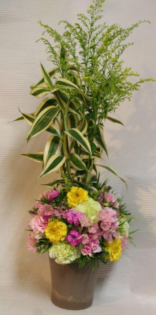 花ギフト|フラワーギフト|誕生日 花|カノシェ話題|スタンド花|ウエディングブーケ|花束|花屋|IMG_1206