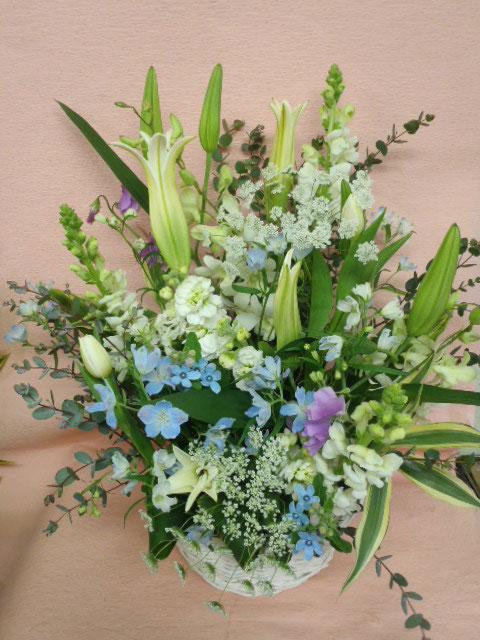 花ギフト|フラワーギフト|誕生日 花|カノシェ話題|スタンド花|ウエディングブーケ|花束|花屋|ayumi-siro