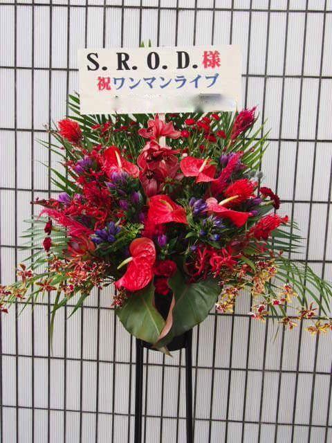 渋谷takeoff7|秋のスタンド花(9月10月)|フラワースタンド スタンド花 カノシェ