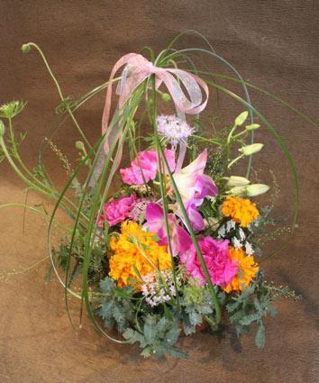 花ギフト|フラワーギフト|誕生日 花|カノシェ話題|スタンド花|ウエディングブーケ|花束|花屋|ねもとさん 鳥