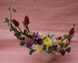 花ギフト|フラワーギフト|誕生日 花|カノシェ話題|スタンド花|ウエディングブーケ|花束|花屋|米澤さん111