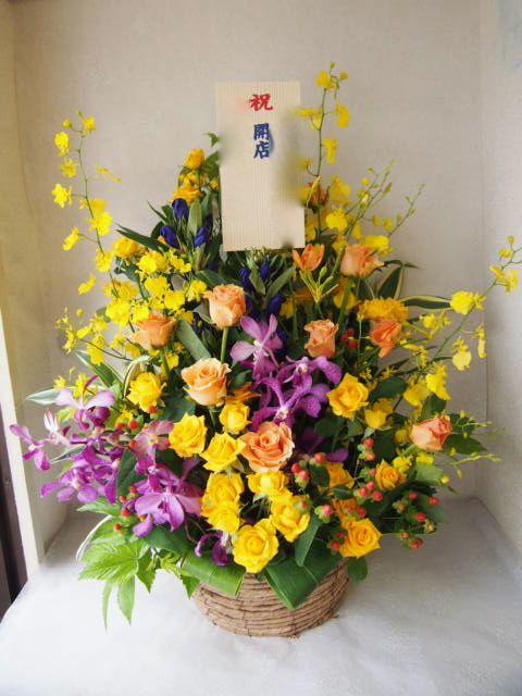 花ギフト|フラワーギフト|誕生日 花|カノシェ話題|スタンド花|ウエディングブーケ|花束|花屋|57326