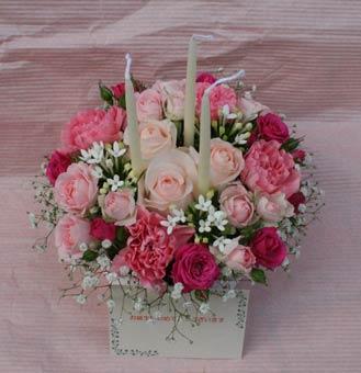 花ギフト|フラワーギフト|誕生日 花|カノシェ話題|スタンド花|ウエディングブーケ|花束|花屋|00019473