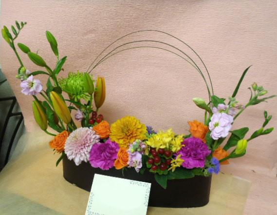 花ギフト|フラワーギフト|誕生日 花|カノシェ話題|スタンド花|ウエディングブーケ|花束|花屋|rie-hanaasobi