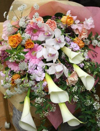 花ギフト|フラワーギフト|誕生日 花|カノシェ話題|スタンド花|ウエディングブーケ|花束|花屋|カラー花束