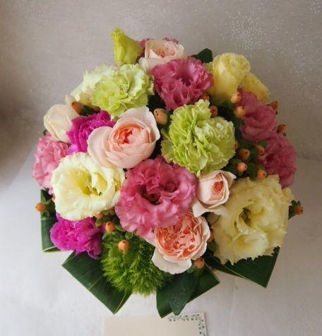 花ギフト|フラワーギフト|誕生日 花|カノシェ話題|スタンド花|ウエディングブーケ|花束|花屋|49817
